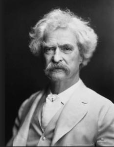 Mark Twain - old